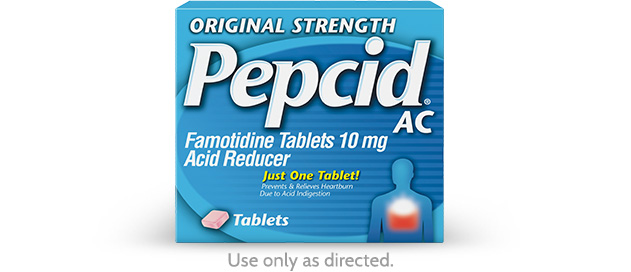 Original Strength Pepcid AC product