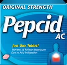 Original Strength PEPCID® AC