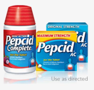 PEPCID® Product Line